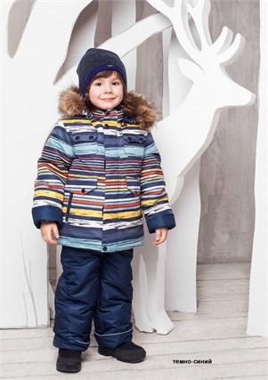 """Зимний костюм для мальчика Oldos """"Яков"""" - фото 5202"""