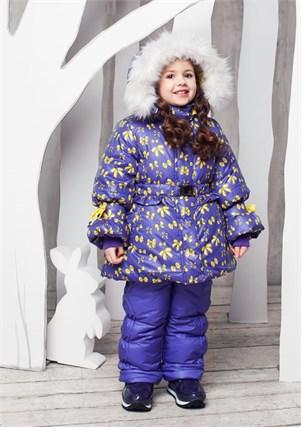 """Зимний костюм для девочки Oldos """"Арина"""" - фото 5212"""