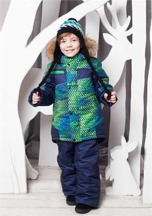 """Зимний костюм для мальчика Oldos """"Оскар"""" - фото 5216"""