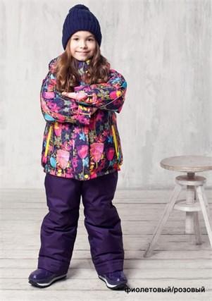 """Зимний костюм для девочки Oldos Jicco """"Хлоя"""" - фото 5266"""
