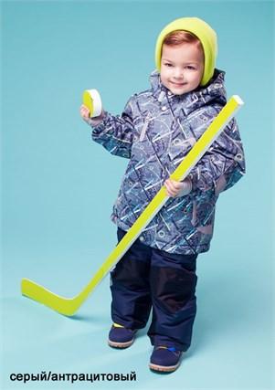 """Зимний костюм для мальчика Олдос Актив  """"Оливер"""" - фото 5287"""