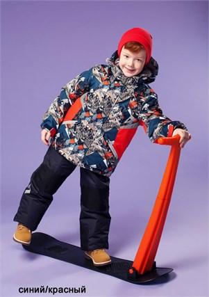 """Зимний костюм для мальчика Олдос Актив  """"Аркел"""" - фото 5294"""