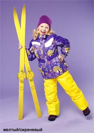 """Зимний костюм для девочки Олдос Актив """"Алиса"""" - фото 5302"""