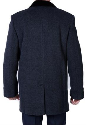 Зимнее пальто на утеплителе А-58Рс - фото 5537
