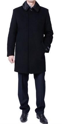 Зимнее пальто на утеплителе А153 - фото 5569
