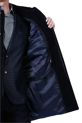 Зимнее пальто на утеплителе А153 - фото 5571