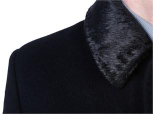 Зимнее пальто на утеплителе А153 - фото 5572