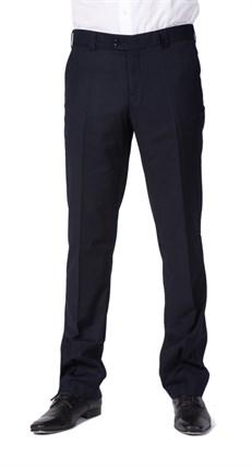 Черные мужские брюки 19891 - фото 5625