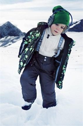 """Детские зимние брюки Олдос Актив """"Криспин"""" - фото 5683"""