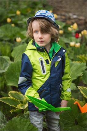 """Куртка для мальчика утепленная """"Кай"""" Олдос Актив - фото 5899"""