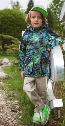 """Куртка для мальчика """"Неймар"""" Олдос Актив - фото 5900"""