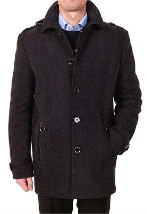 Утепленное пальто Темп А-32 - фото 5926