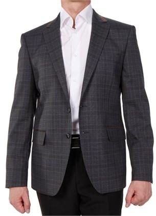 Пиджак приталенный мужской YF-3766 - фото 6073