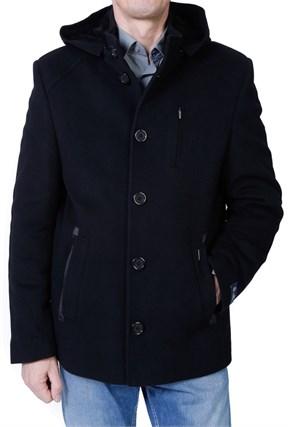 Зимнее пальто на утеплителе К-125 - фото 6173