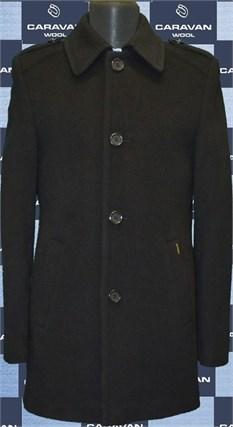 Зимнее пальто на утеплителе К-124 - фото 6195