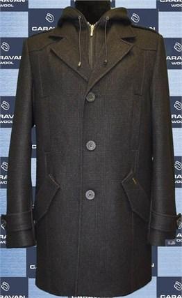 Зимнее пальто на утеплителе А100кл. - фото 6203