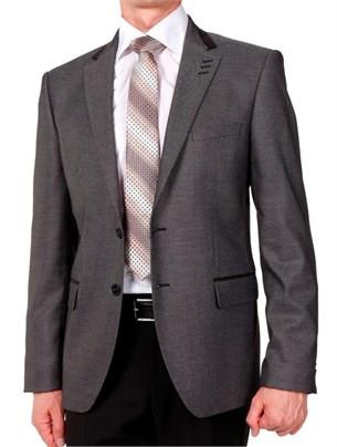 Пиджак мужской приталенный YF-3735 - фото 6285