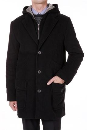 Зимнее пальто прямое ГАРРИ РР1 - фото 6476