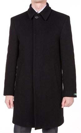 Классическое зимнее пальто 816УС-ЧР - фото 6517