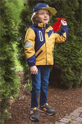 """Куртка для мальчика демисезонная """"Кай"""" Олдос Актив - фото 7159"""