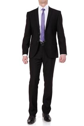Черный костюм 603319 46-50 - фото 7182