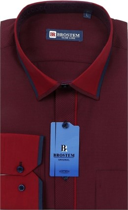 Сорочка мужская BROSTEM 1049-103Z - фото 7202