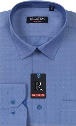 Сорочка мужская BROSTEM 25847 Z - фото 7212