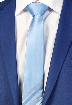Галстук Formax 6 голубой - фото 7309