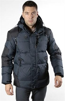 Куртка мужская пуховик RALPH  LAUREN, 136610 dark blue - фото 7494