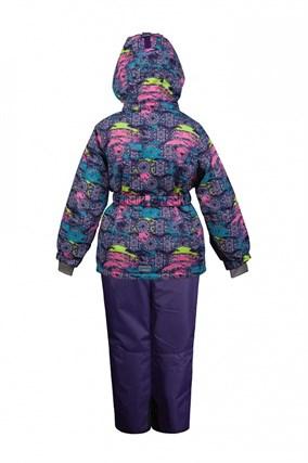 """Зимний костюм для девочки Олдос Актив """"Софи"""" - фото 7881"""
