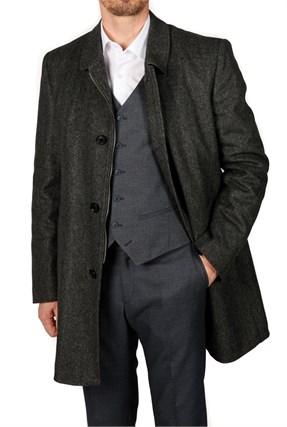 Утепленное пальто ТРИСТАН - фото 8147