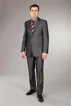 Мужской костюм К 380Д прямой - фото 8212