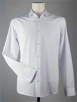 Рубашка мужская р.45/182-188 VESTER 70714S-17 прямая - фото 9686