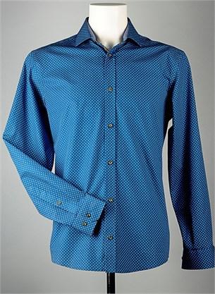 Рубашка VESTER 88416Е-04н притал - фото 9747