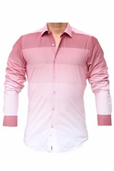 Мужская рубашка хлопок 100 %  P-2017-06 Bawer приталенная