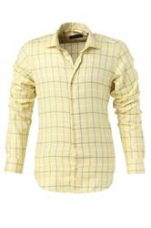Мужская рубашка P-4014-13 Bawer приталенная