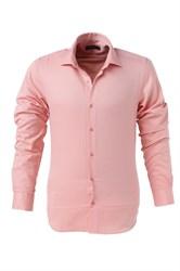 Мужская рубашка P-4014-15 Bawer приталенная