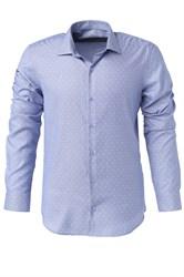 Мужская рубашка P-4015-15  Bawer