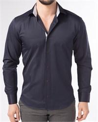 Мужская рубашка хлопок 100 %  P-4003-03 Bawer
