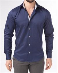 Мужская рубашка хлопок 100 %  P-4003-04 Bawer