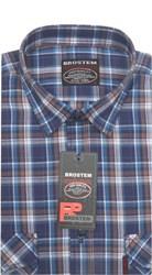 Рубашка мужская SH669g BROSTEM