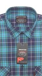 Большая рубашка мужская SH671-3g BROSTEM