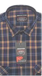 Рубашка мужская хлопок 100 % SH660 BROSTEM