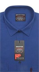 Рубашка мужская хлопок 100 % SH668 BROSTEM