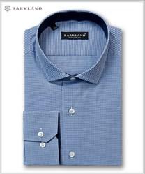 Мужская рубашка 20282 BRF BARKLAND полуприталенная