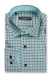 Мужская рубашка 20120 BSF BARKLAND приталенная