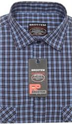 Мужская рубашка шерсть/хлопок Brostem KA16002C