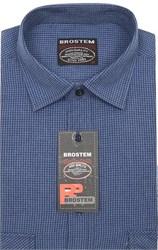Мужская рубашка шерсть/хлопок Brostem KA15017G Brostem