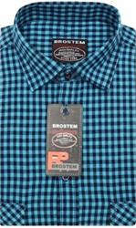 Мужская рубашка шерсть/хлопок Brostem KA15028C