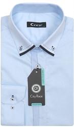 Мужская рубашка BROSTEM CITY RACE 712C-2 приталенная